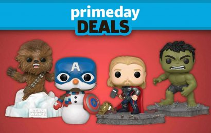 The Best Funko Pop Deals Of Amazon Prime Day 2020