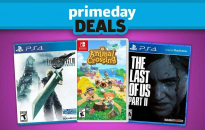 The Can't-Miss Game Deals Of Prime Day 2020