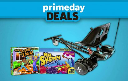 The Weirdest And Wildest Amazon Prime Day 2020 Deals (Round Two)