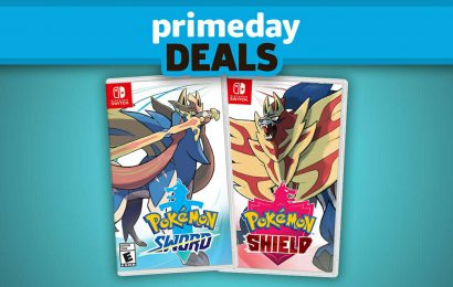 Pokemon Sword And Shield Still Discounted To $40 Post-Prime Day