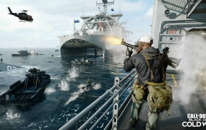 Call Of Duty: Black Ops Cold War Cross-Play Beta: Pre-Load, Start Times, Modes, And More