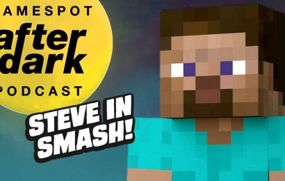 GameSpot After Dark Ep. 63 – Steve S. Minecraft