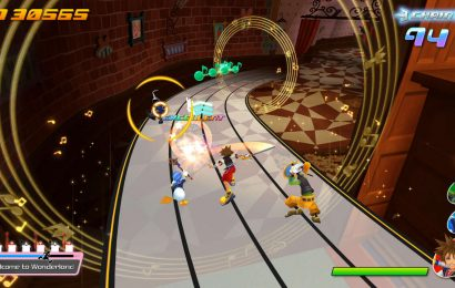 Grab The Kingdom Hearts: Melody Of Memory Demo Ahead Of Release Next Month
