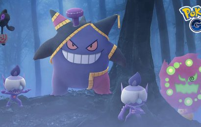 Pokemon Go Halloween 2020: Mega Gengar, Shiny Spiritomb, Galarian Yamask, And More Event Details