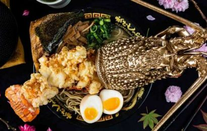 World's Most Expensive Ramen Created To Promote Yakuza: Like A Dragon