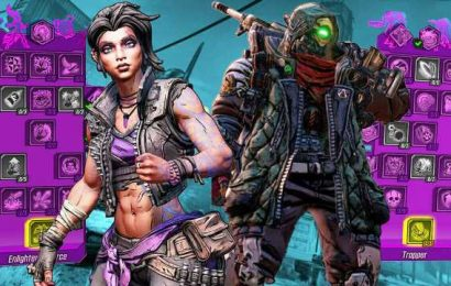 Borderlands 3: Here's An Early Look At Amara And Fl4k's New Skills In The Designer's Cut Update