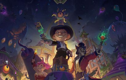 """Hearthstone Brings Back The Old Gods In """"Madness At The Darkmoon Faire"""""""