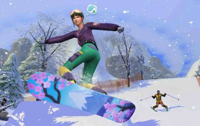 The Sims 4 Snowy Escape Expansion Pack Is A Japanese-Inspired Winter World