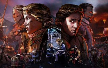Thronebreaker: The Witcher Tales Now Has Cross-Save Between Switch And PC