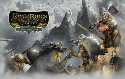 Lord Of The Rings Online Releases The War Of The Three Peaks Expansion