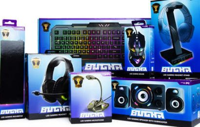 Fortnite Champ Bugha And Five Below Release New Line Of Gaming Gear