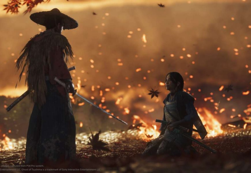 Ghost Of Tsushima Patch 1.13 Is Now Live