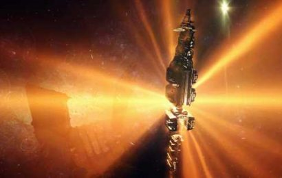 Outnumbered in Eve Online: surviving the biggest battle in MMO history