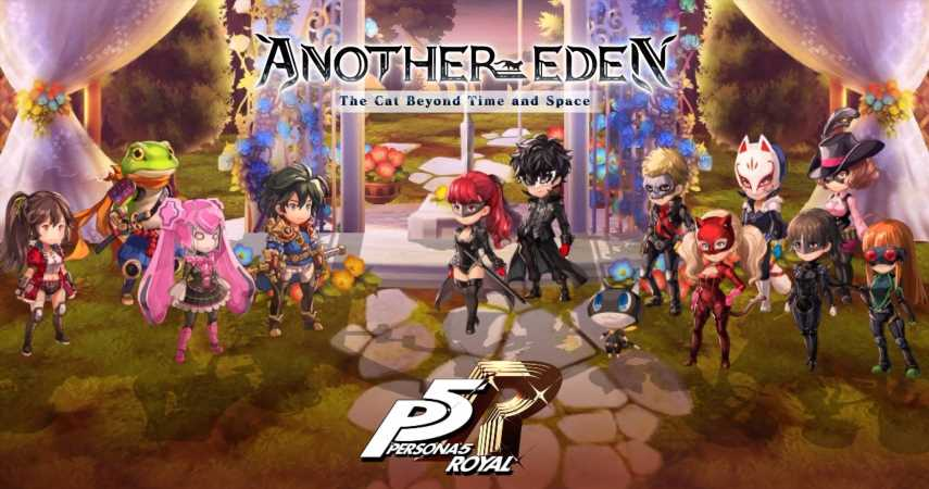 Mobile JRPG Another Eden Is Getting Even More Persona 5 Royal Content