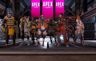 New Legend Previewed In Surprise Apex Legends Trailer And Secret Launch Screen Message