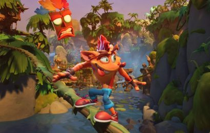 Crash Bandicoot 4 feels like it's from the '90s, but not in a good way