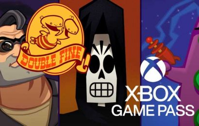 Double Fine Is Bringing Three Classic Adventure Titles To Game Pass On October 29