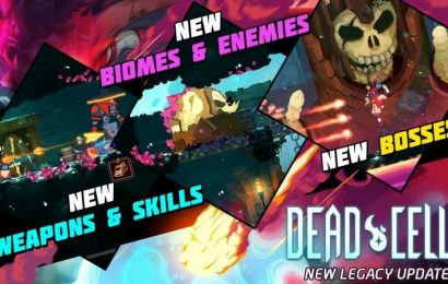 Dead Cells Legacy Update Now Available On iOS And Android