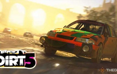 New Dirt 5 Trailer Shows Rallycross Cars In Italy