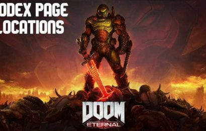 Doom Eternal: The Ancient Gods – Codex Page Locations