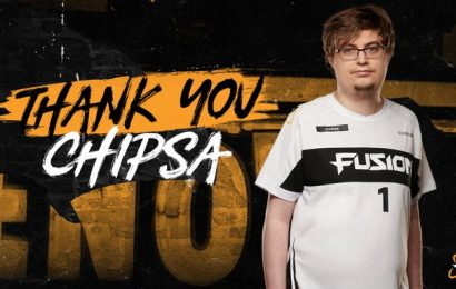 Overwatch League: Philadelphia Fusion Part Ways with ChipSa