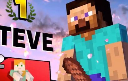 Minecraft Steve Is No Longer Packing Meat After Smash Bros. Patch