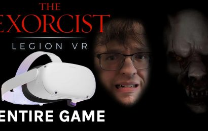 LIVESTREAM: Playing All Of The Exorcist VR On Oculus Quest