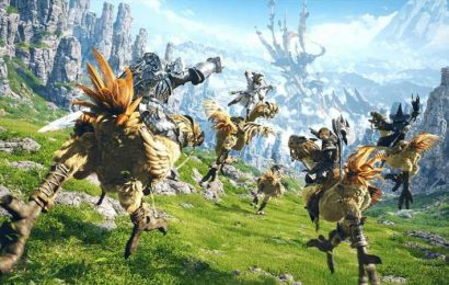 Final Fantasy 14 Will Be Playable With Faster Load Times On PS5 Via Backwards Compatibility