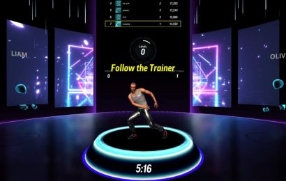 Get a Healthy Groove on With FitXR's new Dance Workouts