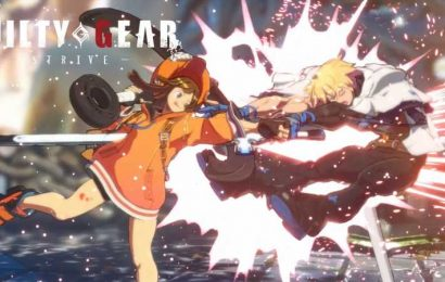 Guilty Gear -Strive- Is Rock And Rolling Over To An April 9, 2021 Release
