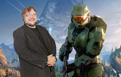 Guillermo del Toro Pitched Master Chief's Evil Twin For Halo Movie