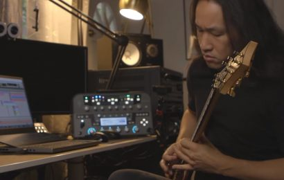 Dragonforce Guitarist Herman Li Is Producing Captivating Content On Twitch, YouTube, And Beyond