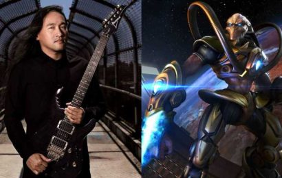 Dragonforce Guitarist Herman Li Is A Protoss Main