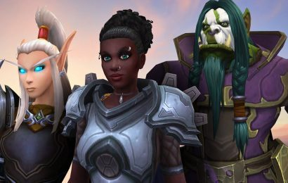 World of Warcraft: Shadowlands pre-patch revamps customization and leveling