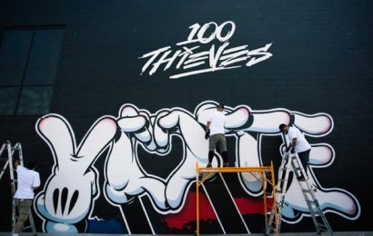 100 Thieves open Cash App Compound for LA voters – Daily Esports