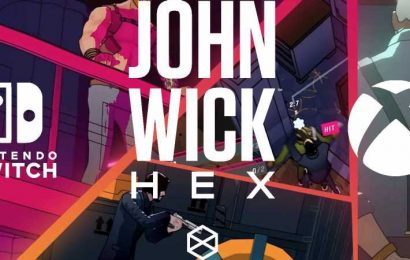 John Wick Hex Sneaks Over To Xbox One And Switch This December