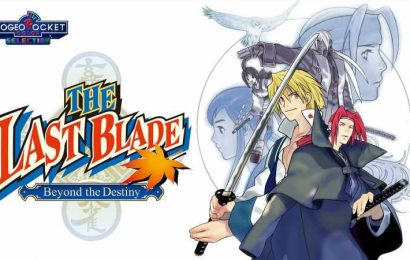 The Last Blade: Beyond The Destiny Continues SNK's Neo Geo Pocket Color Lineup On Switch