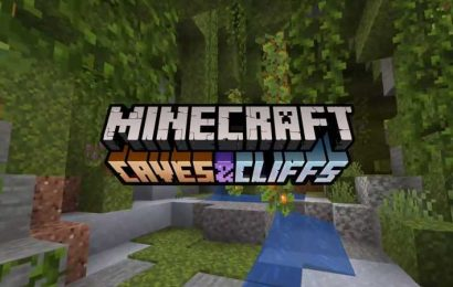 Mesh Caves Revealed By Minecraft Developer For 1.17 Update