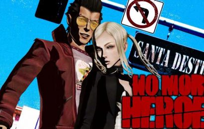 The First Two No More Heroes Games Are Out On Nintendo Switch