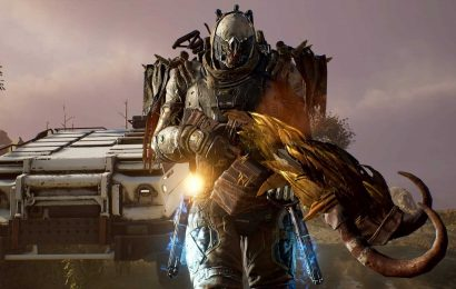 Outriders Delayed To 2021, Will Support Full Crossplay At Launch