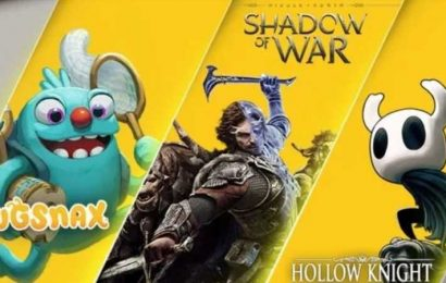 November's PS+ Games Include First PS5 Game, Plus Hollow Knight And Shadow Of War