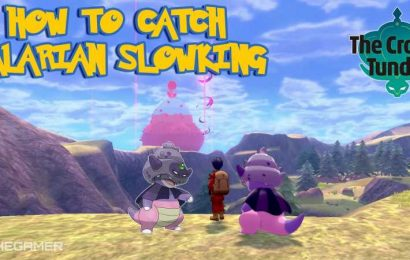 How To Get Galarian Slowking In Pokemon Sword And Shield