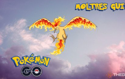 Pokemon Go: Moltres Guide — Best Counters, Moveset, And More