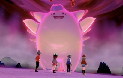 Players Can Use Defeated Pokemon During Dynamax Adventures In The Crown Tundra