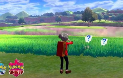 How To Whistle In Pokemon Sword And Shield