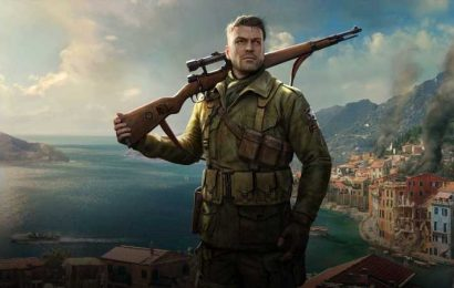 Sniper Elite 4 Makes The Kill Shot On Switch November 17