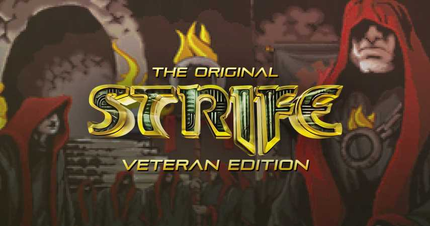 Strife: Veteran Edition Lands On Switch October 25