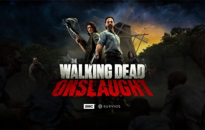 Win a Huge The Walking Dead Onslaught Merch Bundle Including the Game