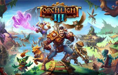 Torchlight 3 Now Available On Nintendo Switch