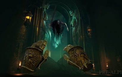 Warhammer Age of Sigmar: Tempestfall Announced for PC VR & Oculus Quest, Arrives 2021